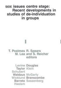The In-SIDE story: Social psychological processes affecting on-line groups