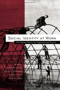 Social processes in electronic teamwork: The central issue of identity.