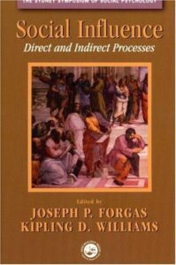 Social influence direct and indirect processes