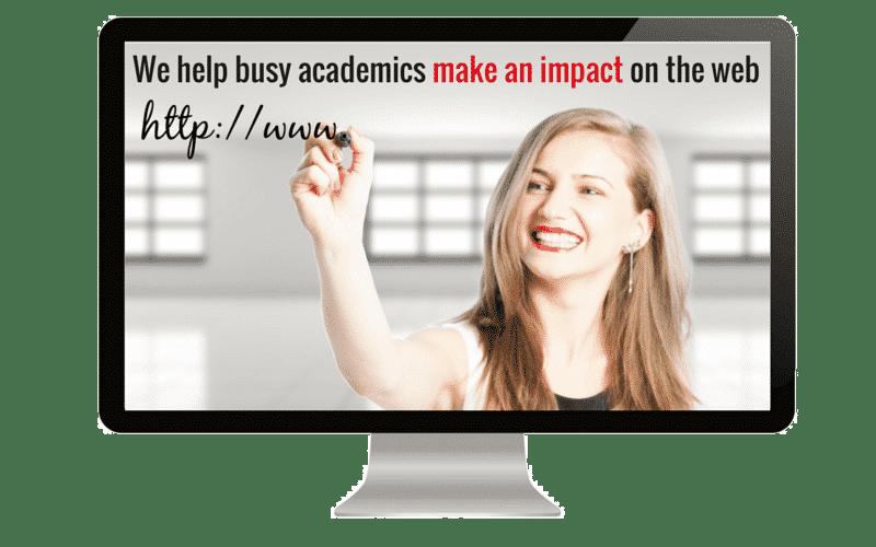 Impactengines.com: We help busy academics make an impact on the web