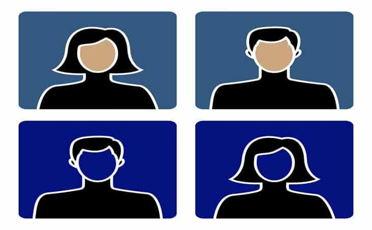 effects of visibility and anonymity on Internet attraction