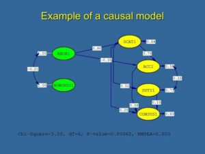 Example of A Causal Model